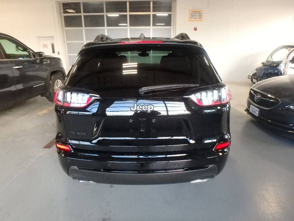 2019 Jeep Cherokee High Altitude 4x4 - 18517798 - 6