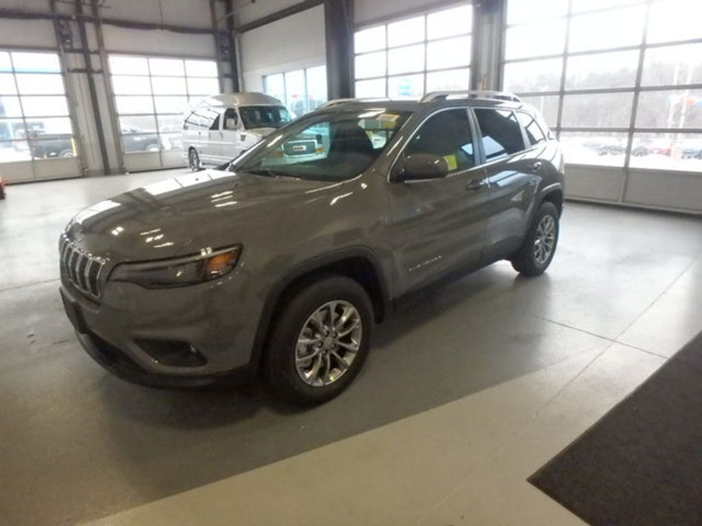 2019 Jeep Cherokee Latitude Plus 4x4 - 18544254 - 0