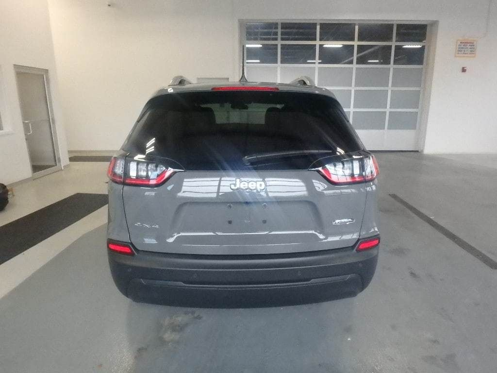 2019 Jeep Cherokee Latitude Plus 4x4 - 18544254 - 6