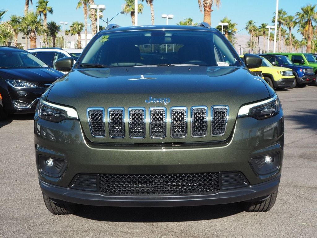 2019 New Jeep Cherokee Latitude Plus 4x4 At Towbin Dodge 2 Serving Xj Cargo Dimentions 17775741 1