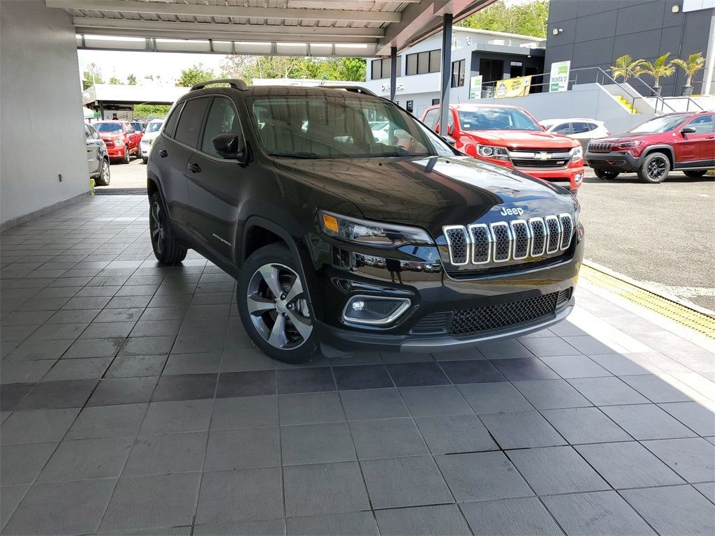2019 Jeep Cherokee Limited FWD - 18693766 - 0