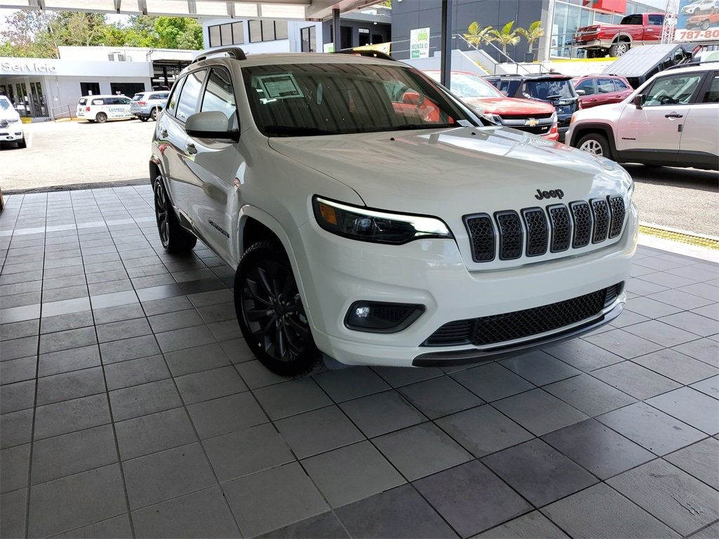 2019 Jeep Cherokee Limited FWD - 18693906 - 0