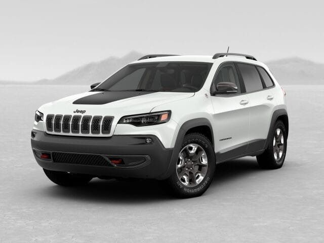 2019 New Jeep Cherokee Trailhawk Elite 4x4 at Towbin Dodge ...