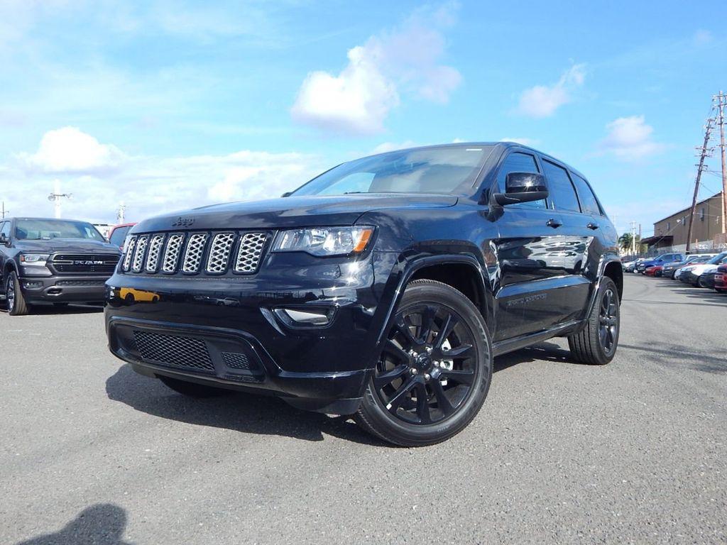 2019 Jeep Grand Cherokee Altitude - 18380407 - 0