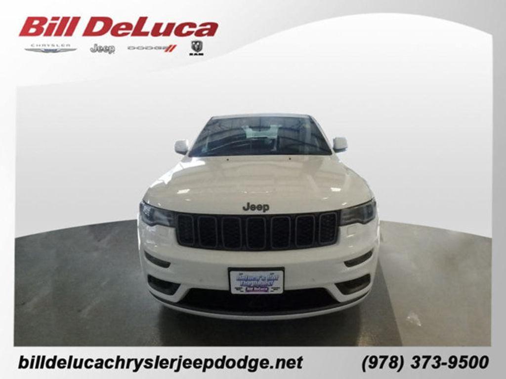 2019 Jeep Grand Cherokee High Altitude 4x4 - 18544255 - 2