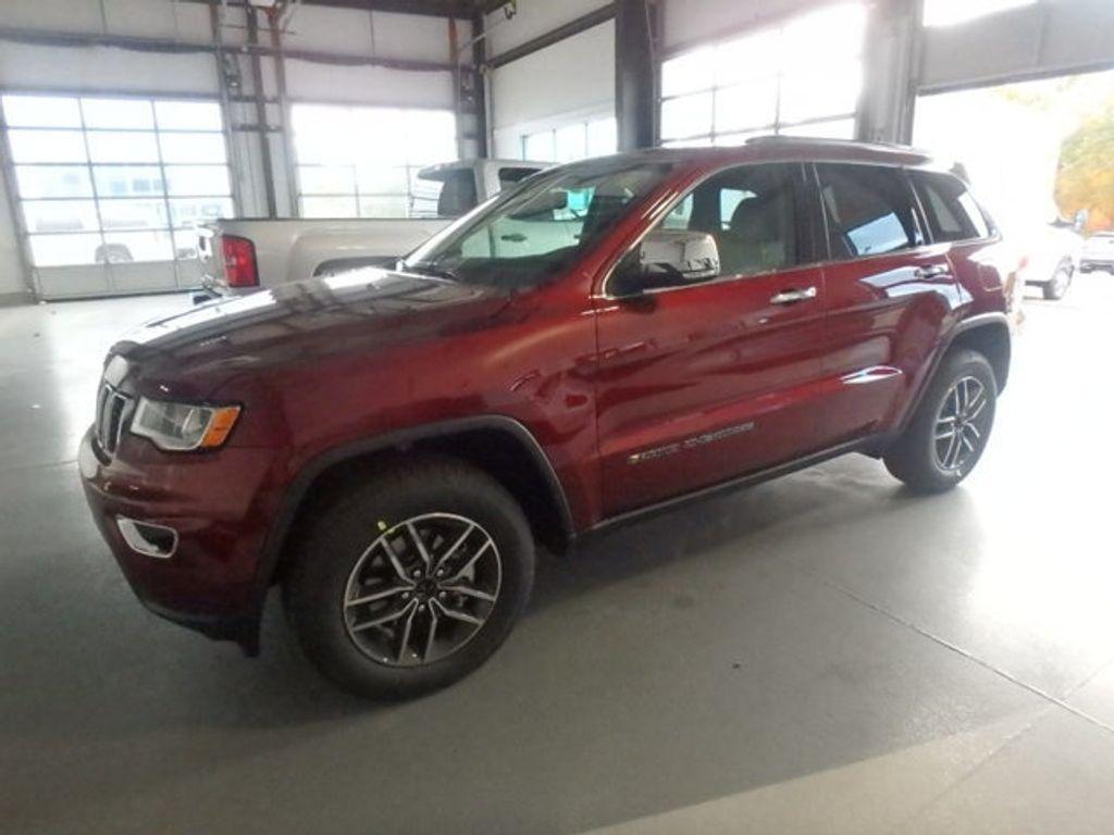 2019 Jeep Grand Cherokee Limited 4x4 - 18091619 - 0