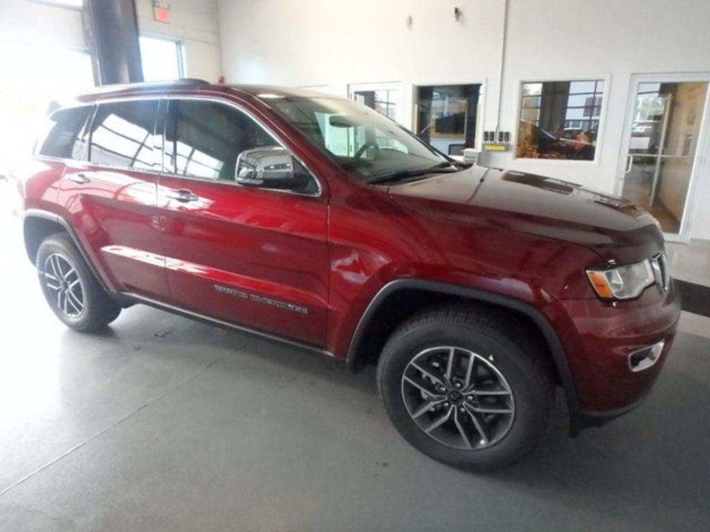 2019 Jeep Grand Cherokee Limited 4x4 - 18091619 - 1
