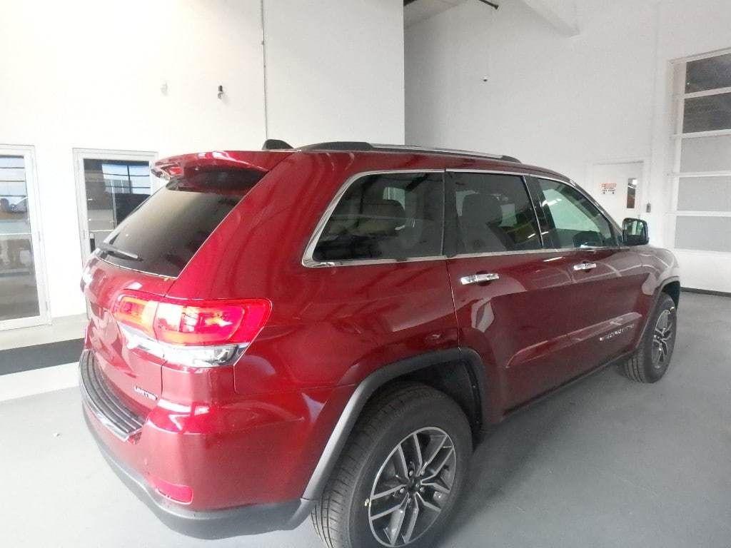 2019 Jeep Grand Cherokee Limited 4x4 - 18091619 - 3