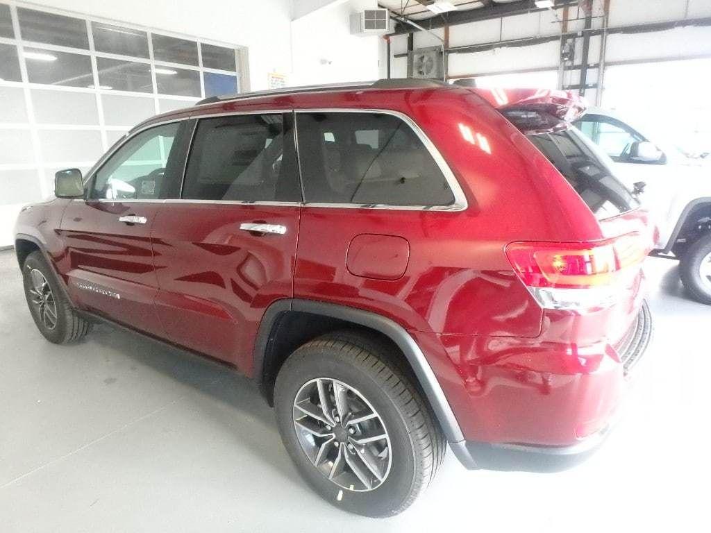 2019 Jeep Grand Cherokee Limited 4x4 - 18091619 - 5