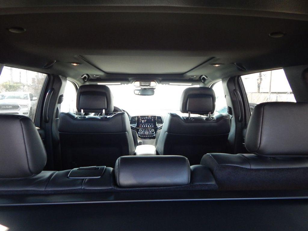 2019 Jeep Grand Cherokee Overland - 18434611 - 16