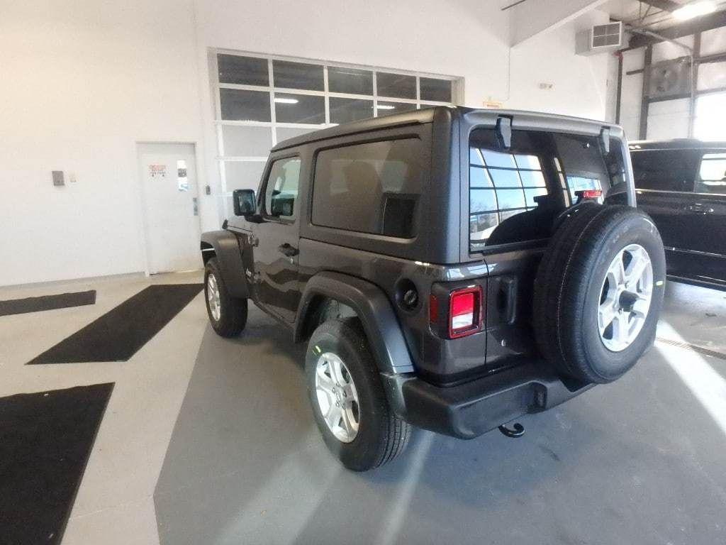 2019 Jeep Wrangler Sport S 4x4 - 18555683 - 5