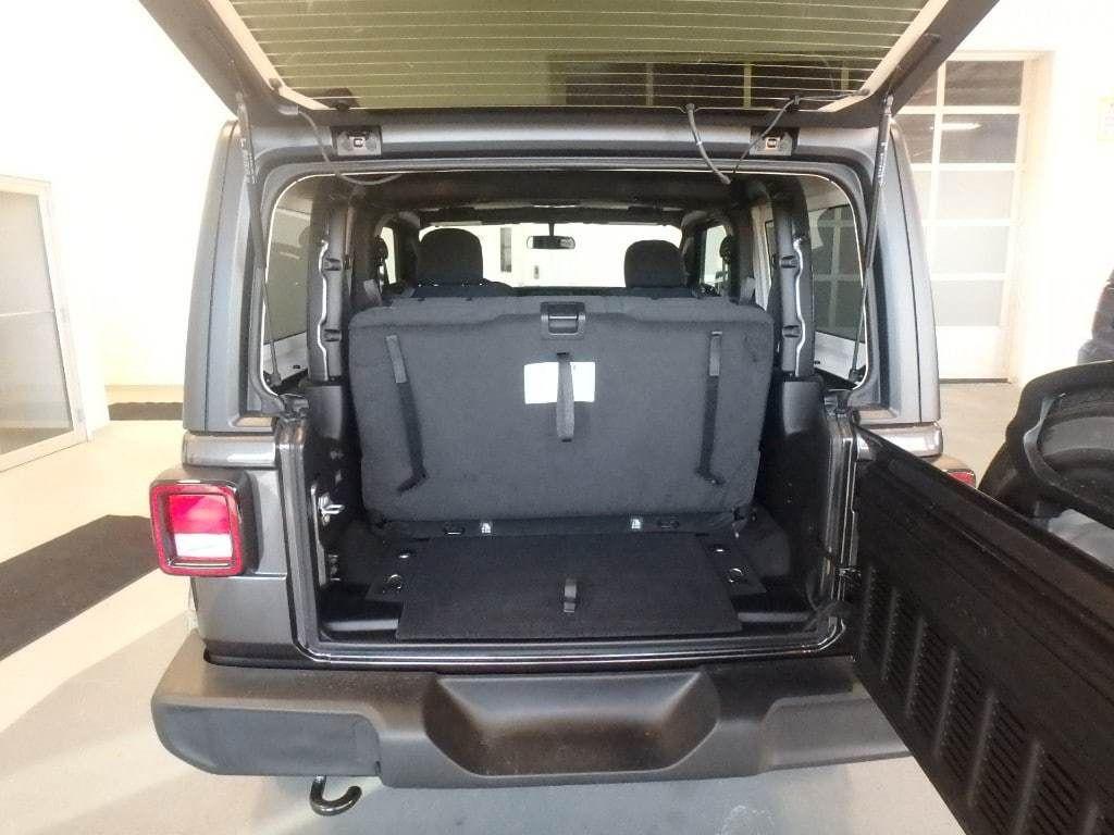 2019 Jeep Wrangler Sport S 4x4 - 18555683 - 7
