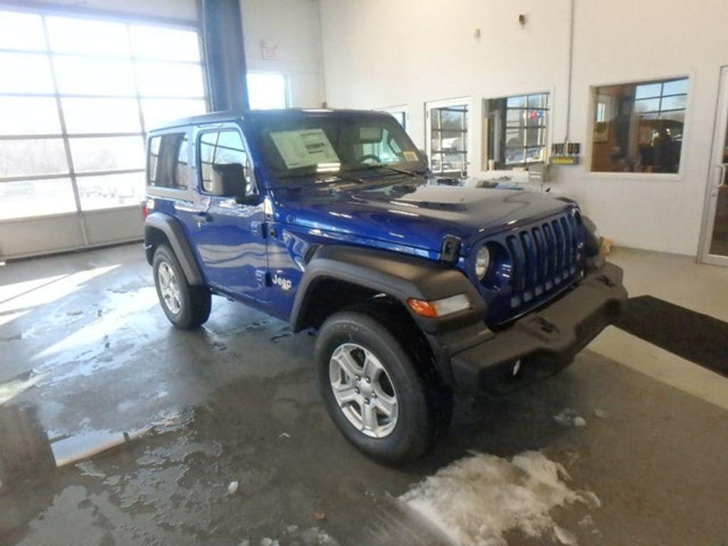 2019 Jeep Wrangler Sport S 4x4 - 18589809 - 1