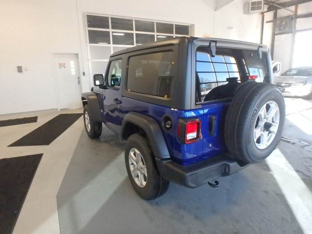 2019 Jeep Wrangler Sport S 4x4 - 18589809 - 5
