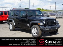 2019 Jeep Wrangler Unlimited - 1C4HJXDN3KW689904