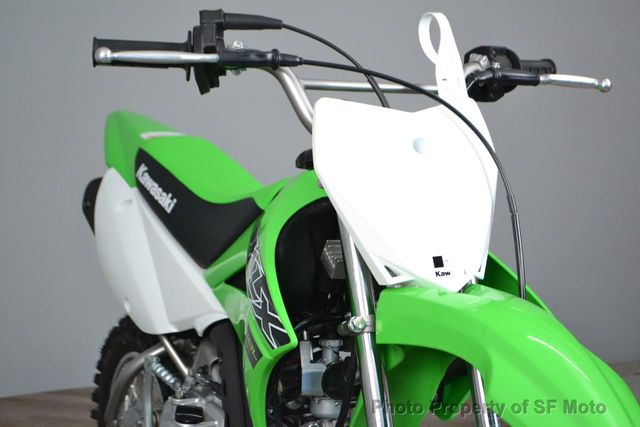2019 Kawasaki KLX110L In Stock Now!!!