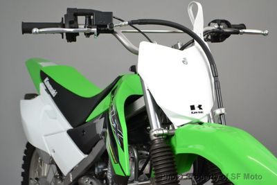 New 2019 Kawasaki KLX140G In Stock Now!!!