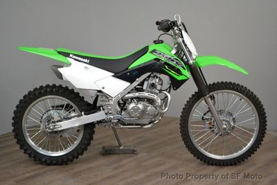 2019 Kawasaki KLX140G In Stock Now!!! - Click to see full-size photo viewer