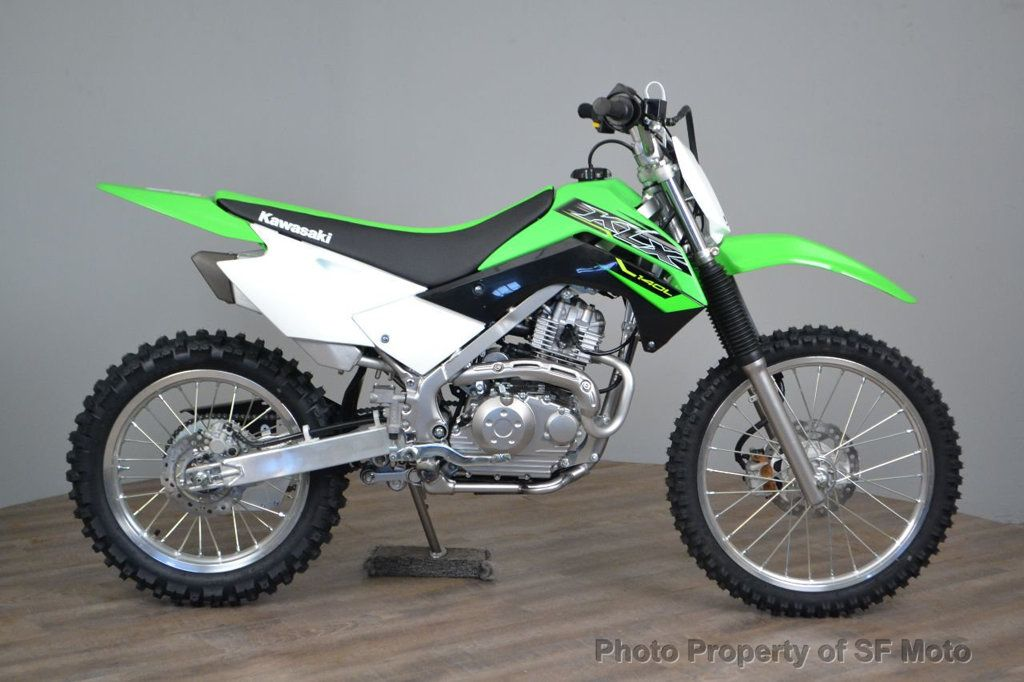 2019 Kawasaki KLX140L 1 @ THIS PRICE! - 17904865 - 2