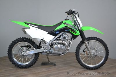 2019 Kawasaki KLX140L 1 @ THIS PRICE! - Click to see full-size photo viewer