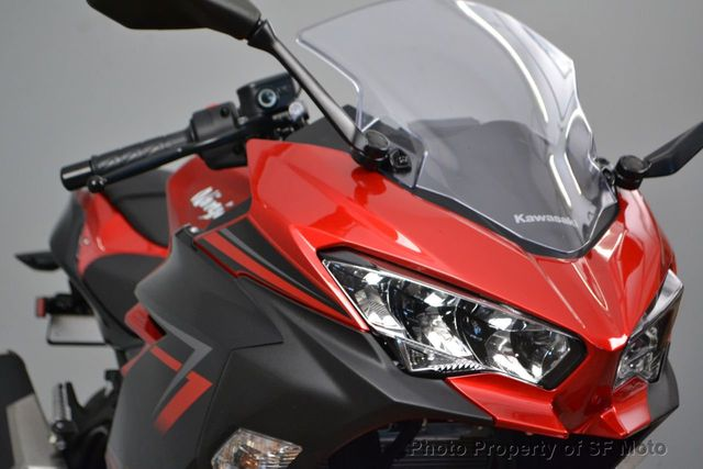 2019 New Kawasaki Ninja 400 Abs Abs In Stock At Sf Moto Serving