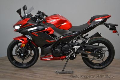2019 Kawasaki Ninja 400 ABS ABS In Stock! - Click to see full-size photo viewer