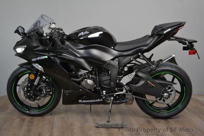 2019 Kawasaki Ninja 636 ZX-6R In Stock Now! - Click to see full-size photo viewer