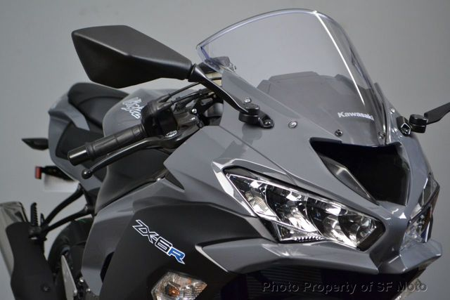 2019 Kawasaki Ninja 636 ZX-6R ABS Demo the KRT!