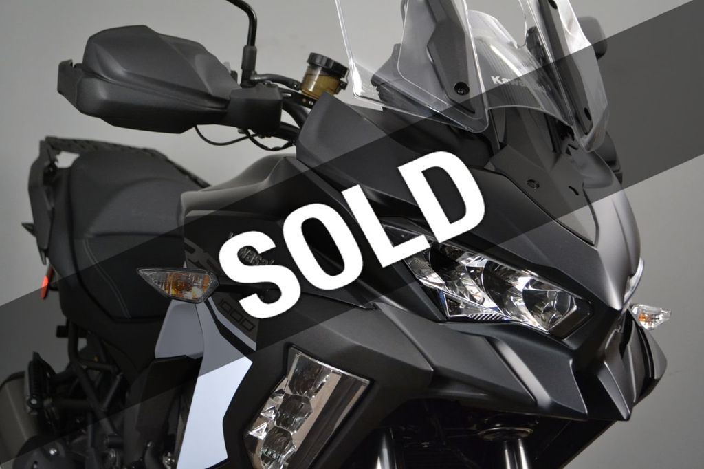 Dealer Video - 2019 Kawasaki Versys 1000 SE LT - 18575472