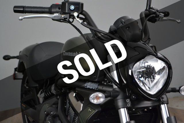 2019 Kawasaki VULCAN S ABS In Stock Now!!!