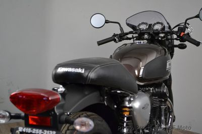 2019 Kawasaki W800 Available to Demo! - Click to see full-size photo viewer