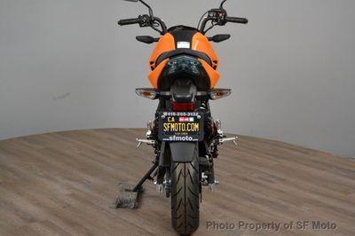 2019 Kawasaki Z125  - Click to see full-size photo viewer