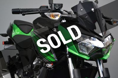 New 2019 Kawasaki Z400 ABS