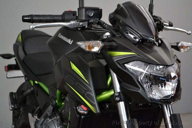2019 Kawasaki Z650