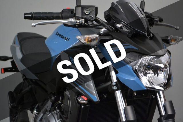 2019 Kawasaki Z650 ABS New colors!