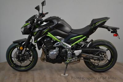 2019 Kawasaki Z900 ABS In Stock Now!!! - Click to see full-size photo viewer