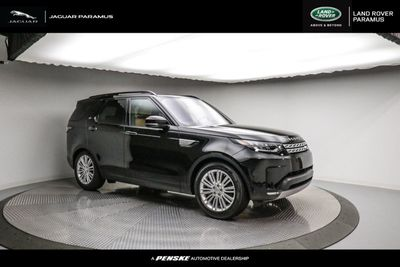 New 2019 Land Rover Discovery 4DR SUV