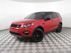 2019 Land Rover Discovery Sport - SALCR2FX7KH804408