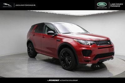 New 2019 Land Rover Discovery Sport HSE 286hp 4WD SUV