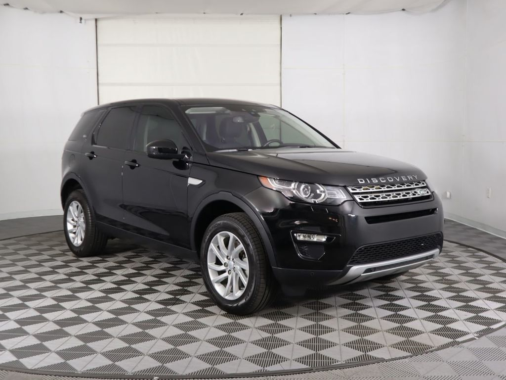 2019 Land Rover Discovery Sport Landmark 4WD - 18665718 - 2