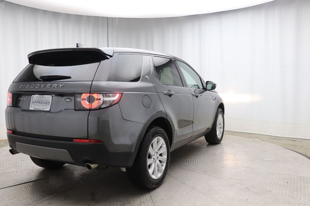 2019 Land Rover Discovery Sport SE 4WD - 18979089 - 4