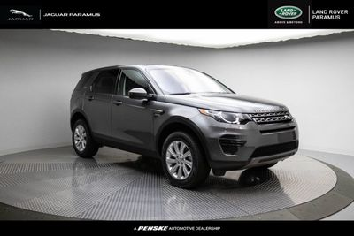 New 2019 Land Rover Discovery Sport SE 4WD SUV