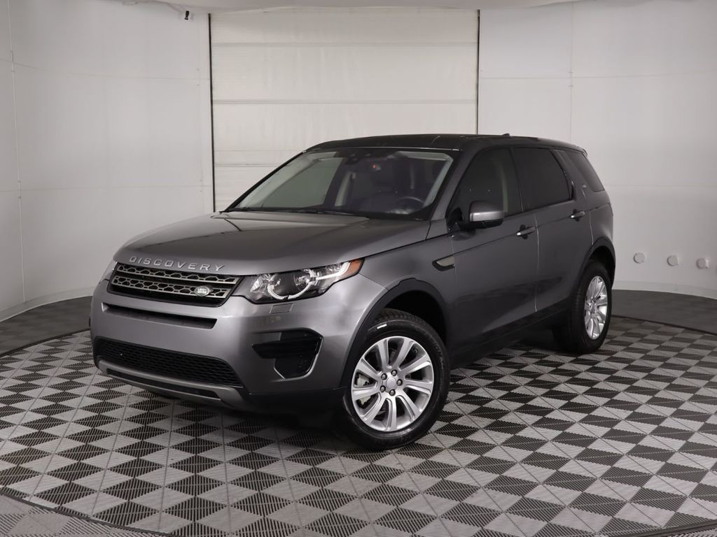 2019 Land Rover Discovery Sport SE 4WD - 18265563 - 0