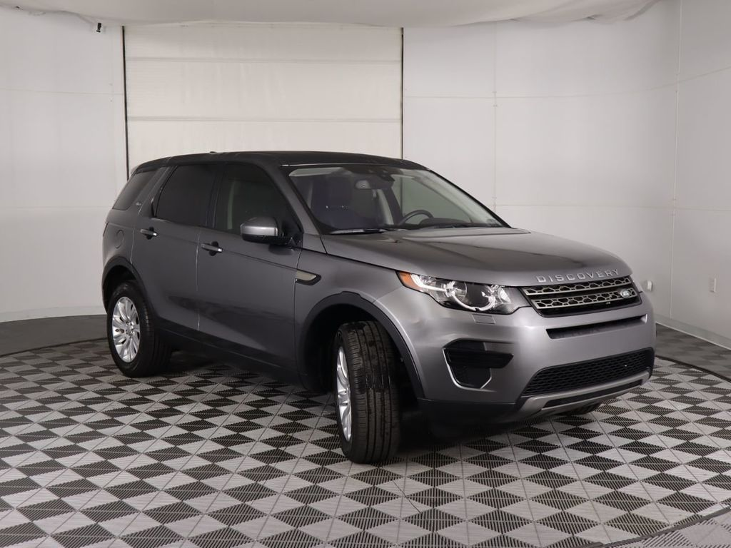 2019 Land Rover Discovery Sport SE 4WD - 18265563 - 2