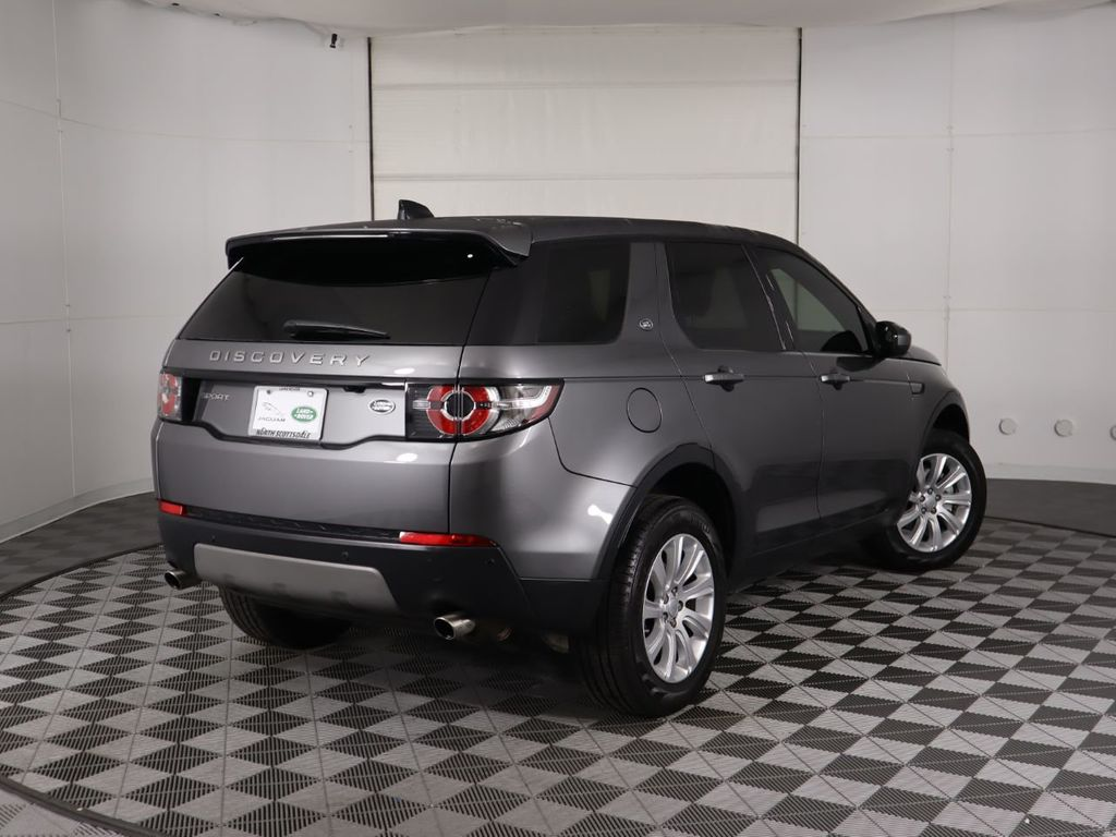 2019 Land Rover Discovery Sport SE 4WD - 18265563 - 4