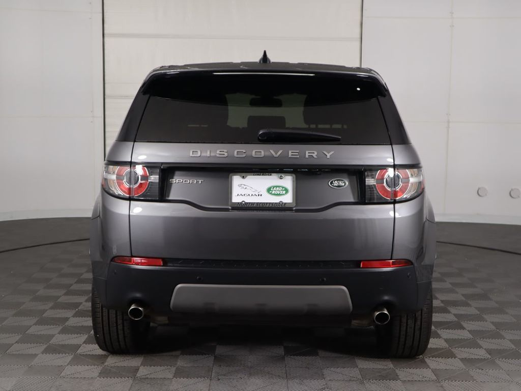 2019 Land Rover Discovery Sport SE 4WD - 18265563 - 5