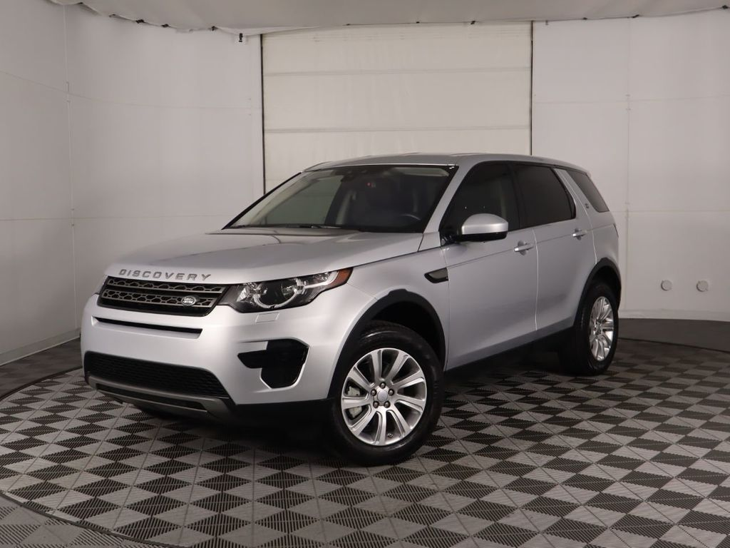 2019 Land Rover Discovery Sport SE 4WD - 18310019 - 0