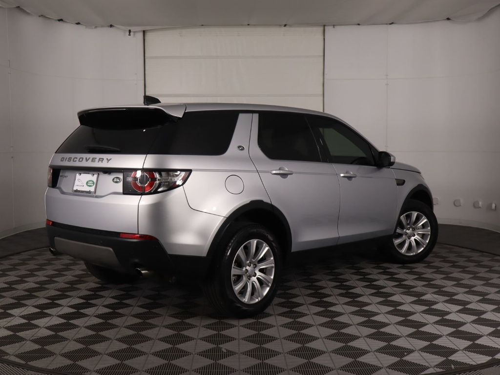 2019 Land Rover Discovery Sport SE 4WD - 18310019 - 4