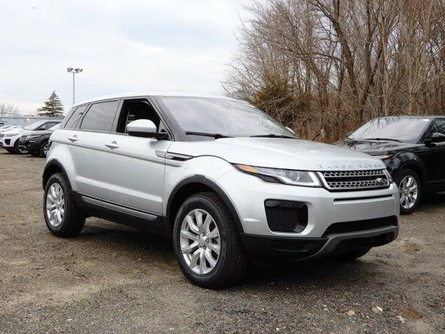 2019 Land Rover Range Rover Evoque 5 Door SE SUV for Sale Red Bank, NJ -  $45,762 - Motorcar com