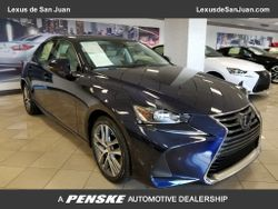 2019 Lexus IS - JTHBA1D20K5087314